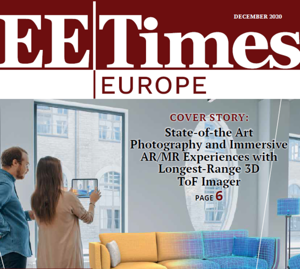 EETimes Cover Page